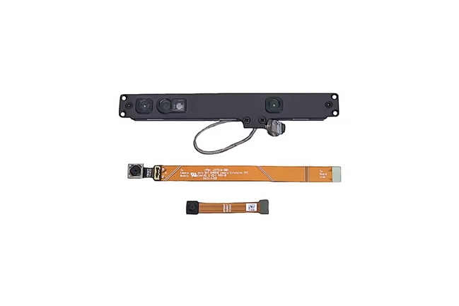 A product image for Kit d'accessoires Intel 953184 Aero Vision