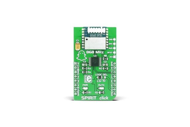 A product image for CARTE RF MIKROE SPIRIT À CLIC, MIKROE-2568