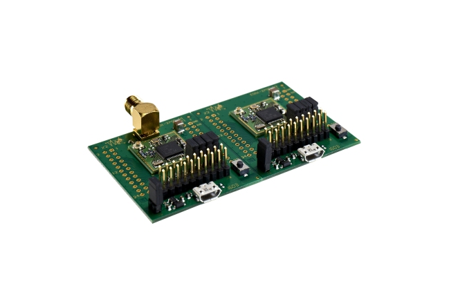 A product image for Kit d'évaluation WEPTECH 6LoWPAN pour module 6LoWPAN COUA
