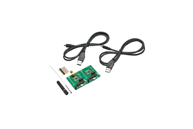 A product image for Kit d'évaluation WEPTECH 6LoWPAN pour module 6LoWPAN COUA