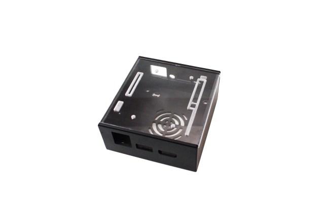 A product image for Boîtier carte mèreLattePanda – Noir