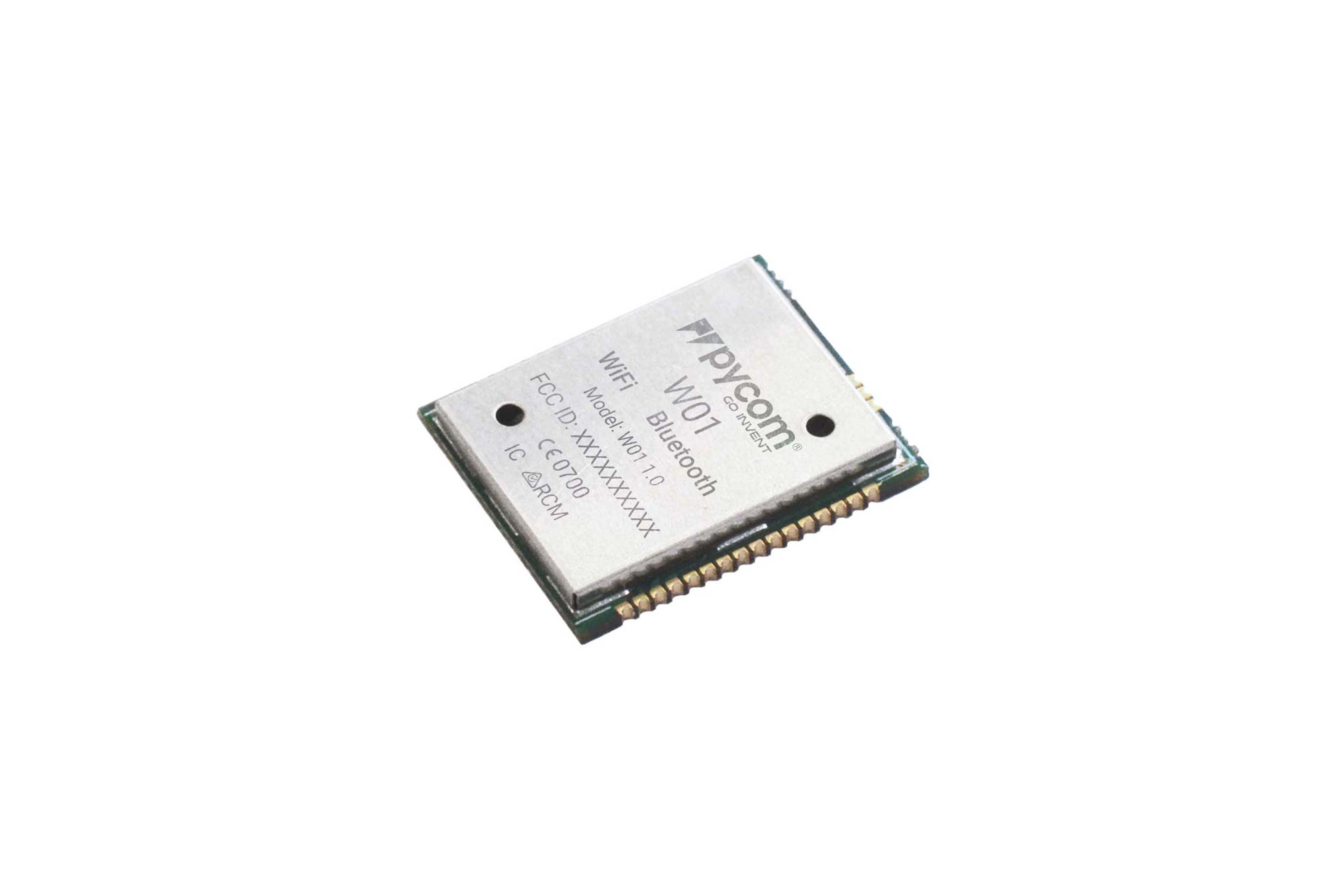 Module Wi-Fi BLEPyCom W01 WiPy SoC
