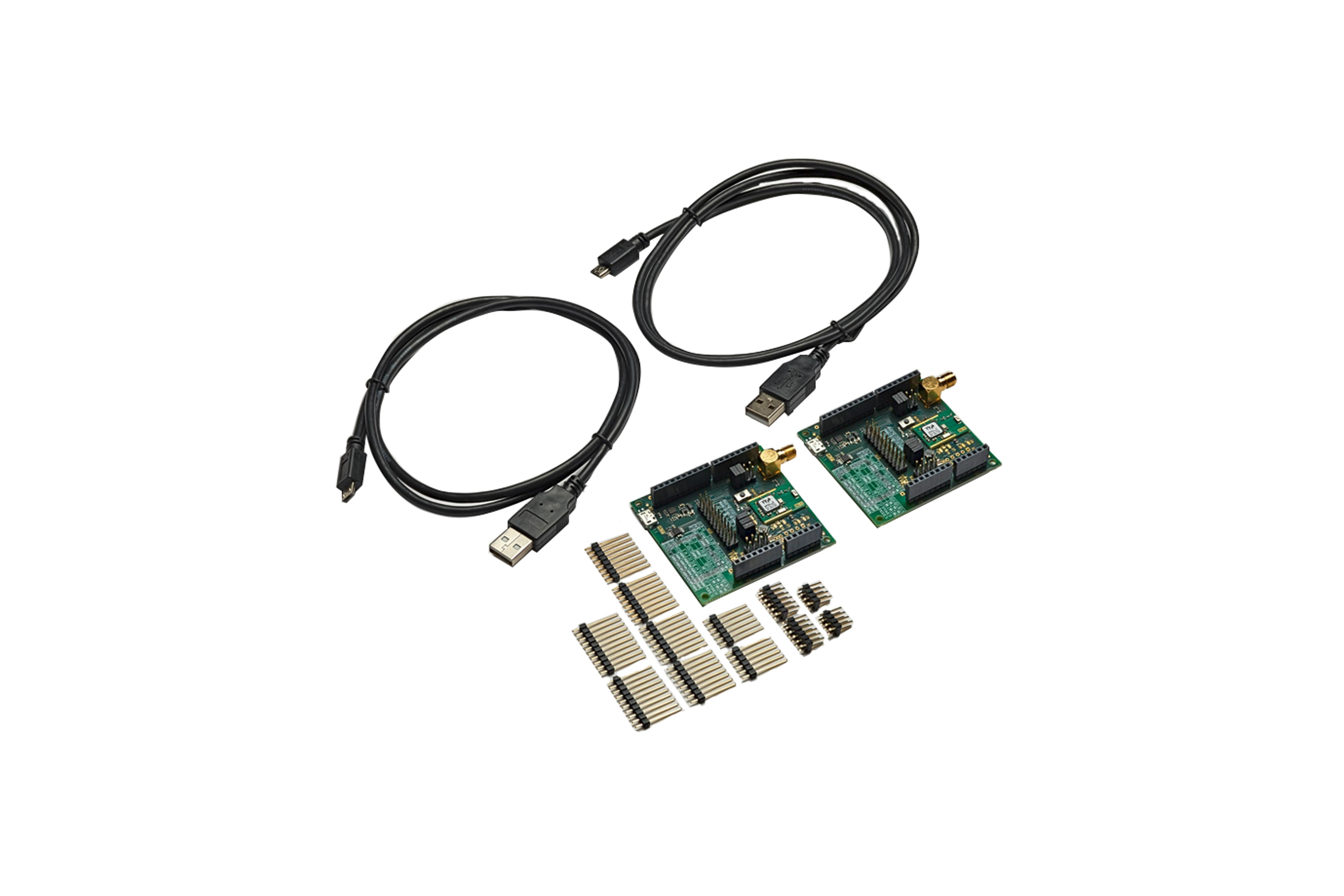 WEPTECH 2,36-2,48 GHz Kit d'évaluation de fil, Bluetooth