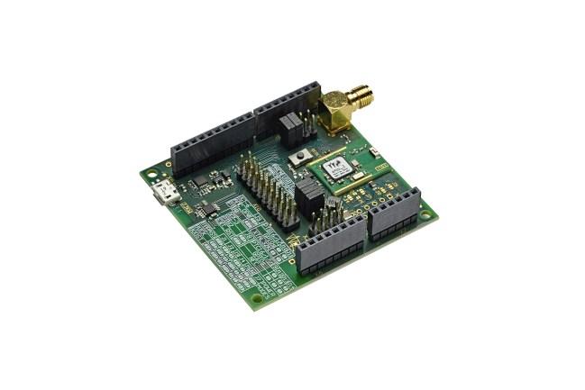 A product image for WEPTECH 2,36-2,48 GHz Kit d'évaluation de fil, Bluetooth