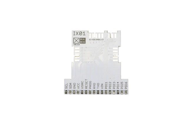 A product image for Module de circuit imprimé I2C XinaBox, xBUS et xPDI, IX01