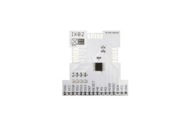 A product image for Circuit imprimé SPI àxBUSXinabox(SC18IS602B)