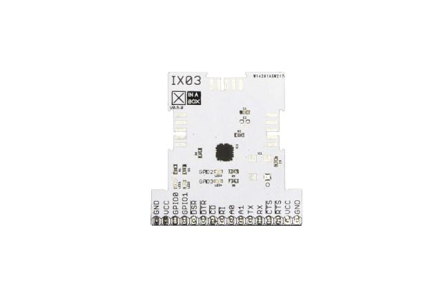 A product image for Circuit imprimé UART à xBUS (SC16IS750IBS)