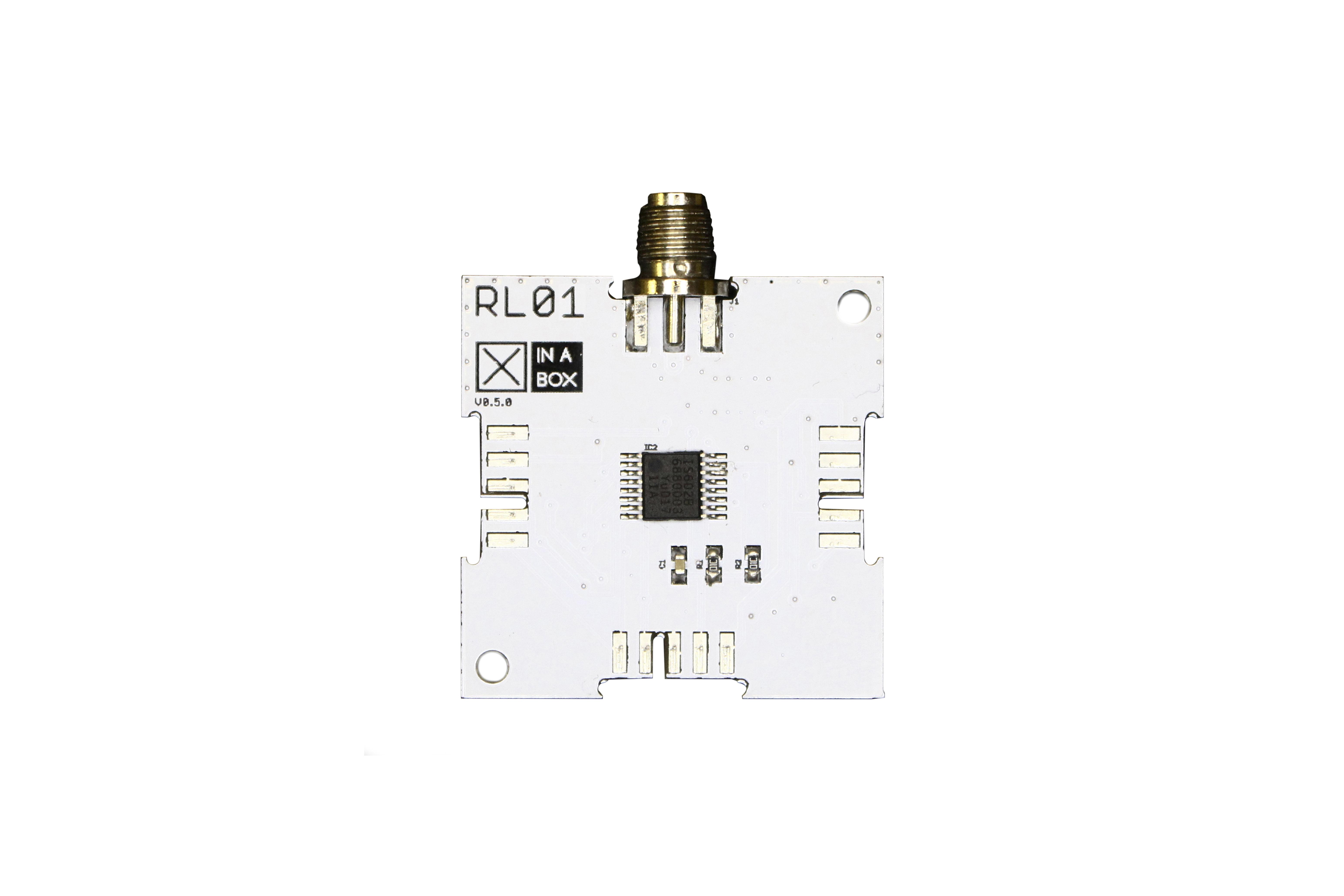 Radio LoRa 433,92 MHz RFM96W, SC18IS602B