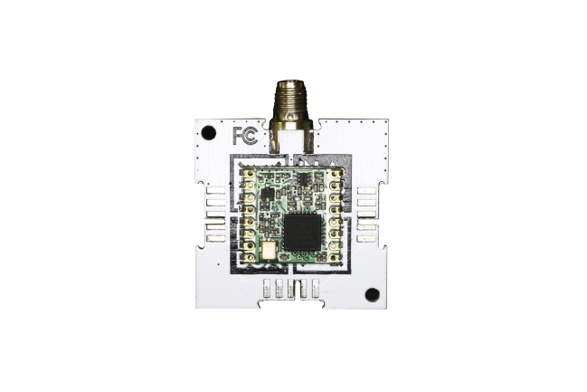 A product image for Radio LoRa 433,92 MHz RFM96W, SC18IS602B