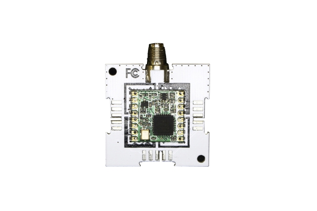 A product image for Radio LoRa 868 MHz RFM95W. SC18IS602B