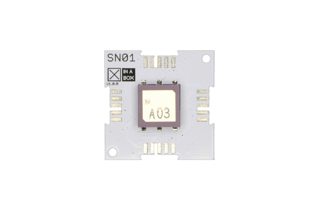 A product image for Module GNSS (GPS) XinaBox pour NEO-6M