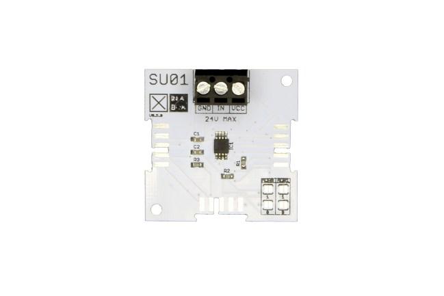A product image for I/P numérique universelle avancée ADC081C021