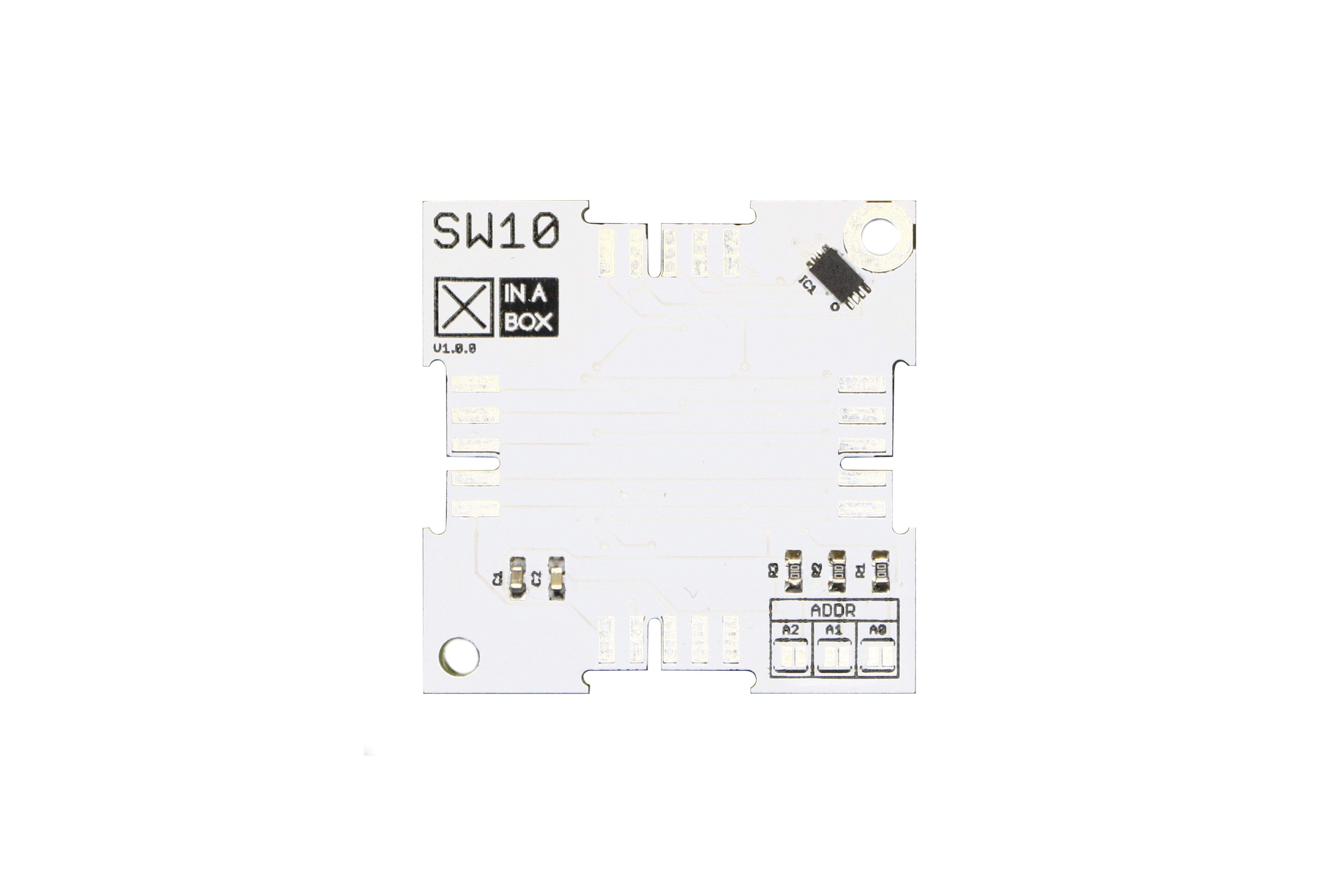 Capteur de température XinaBox (LM75)