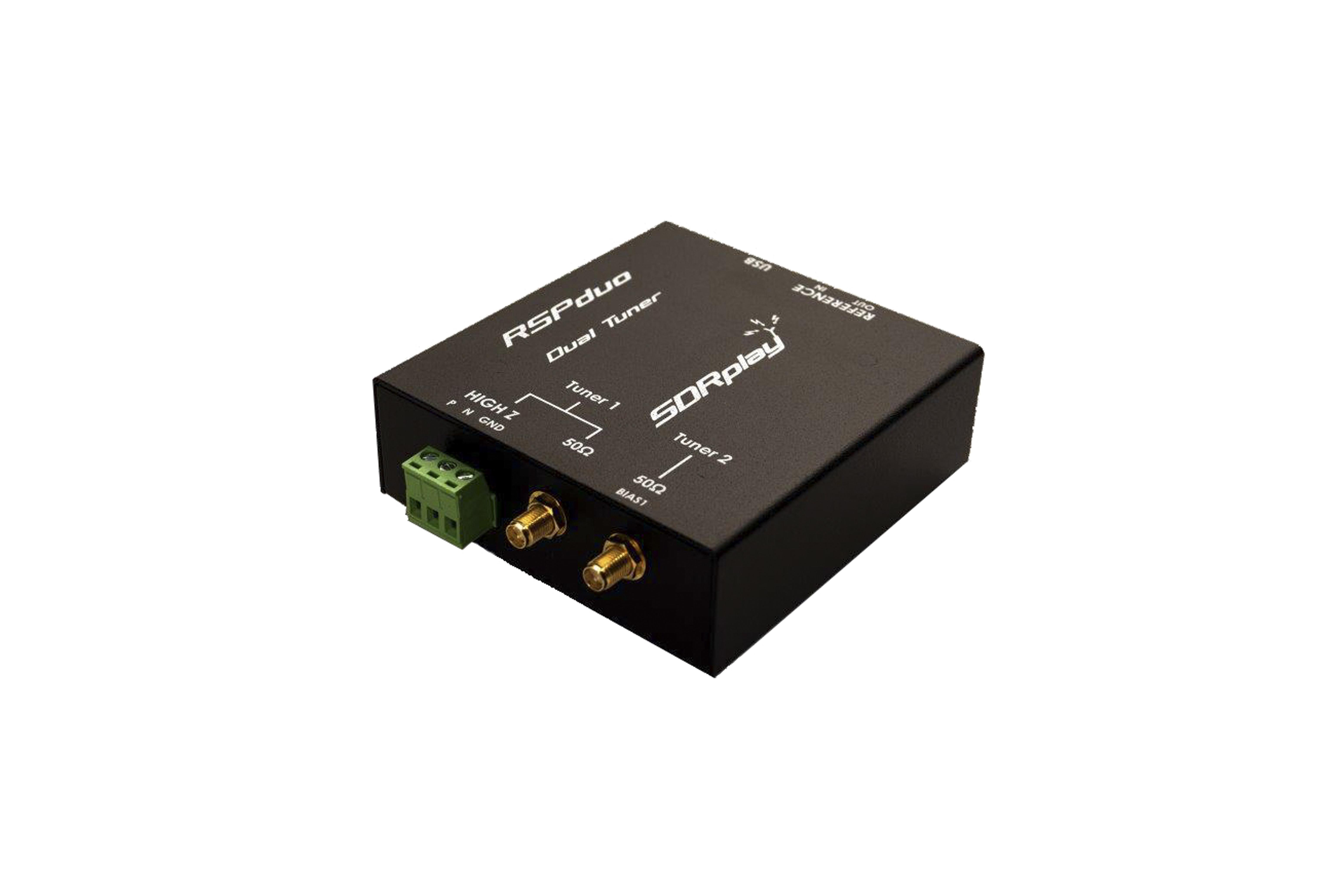 Récepteur radio défini par logiciel RSPduo