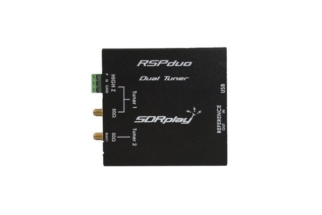 A product image for Récepteur radio défini par logiciel RSPduo