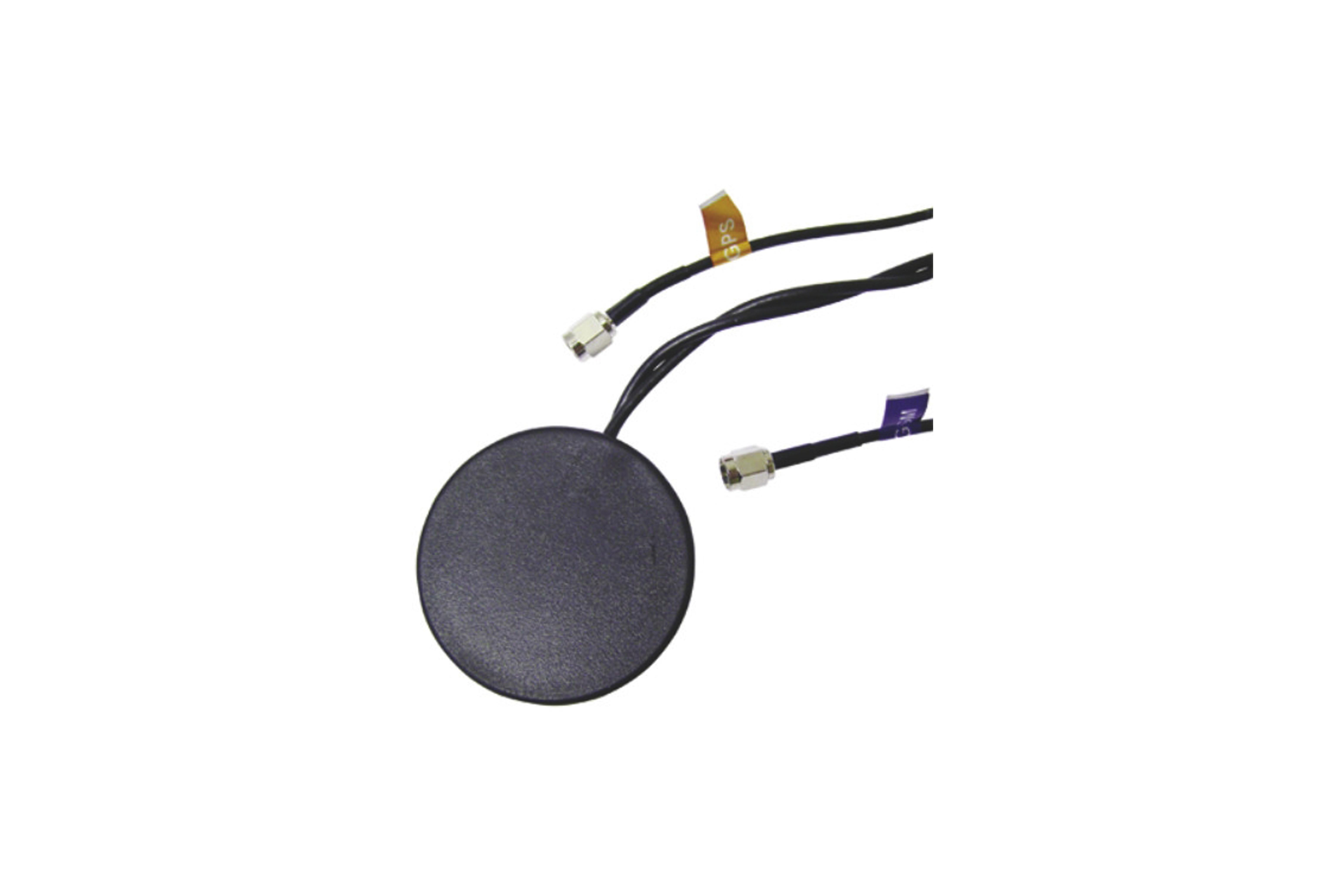 Support à vis pour antenne GSM et GPS