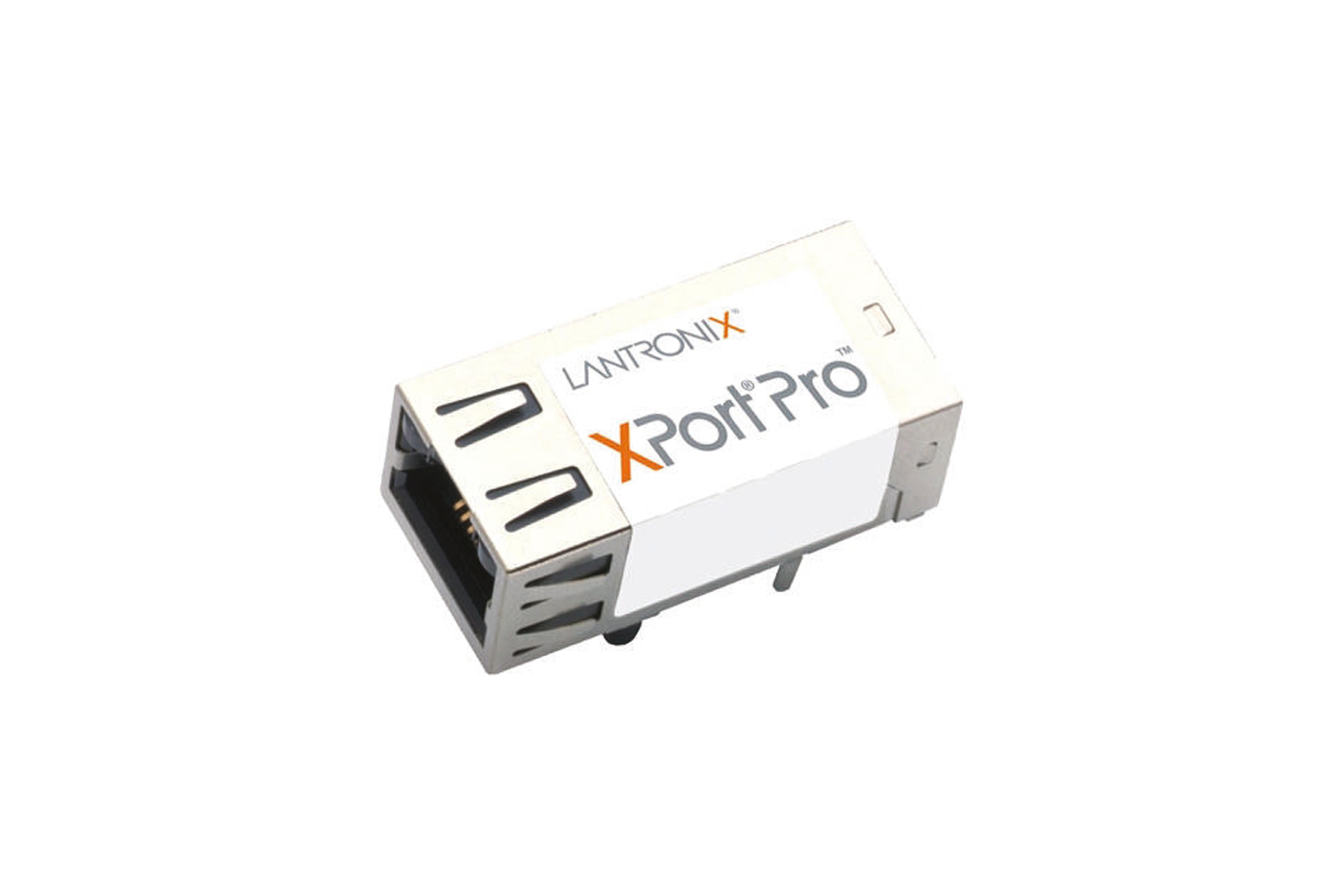 XPort Pro Temp. SRAMétendue avec chiffrement
