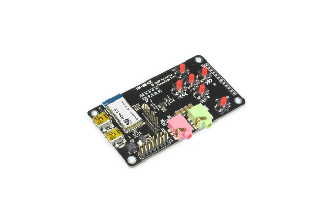 A product image for Carte d'évaluation audio RN52 Bluetooth