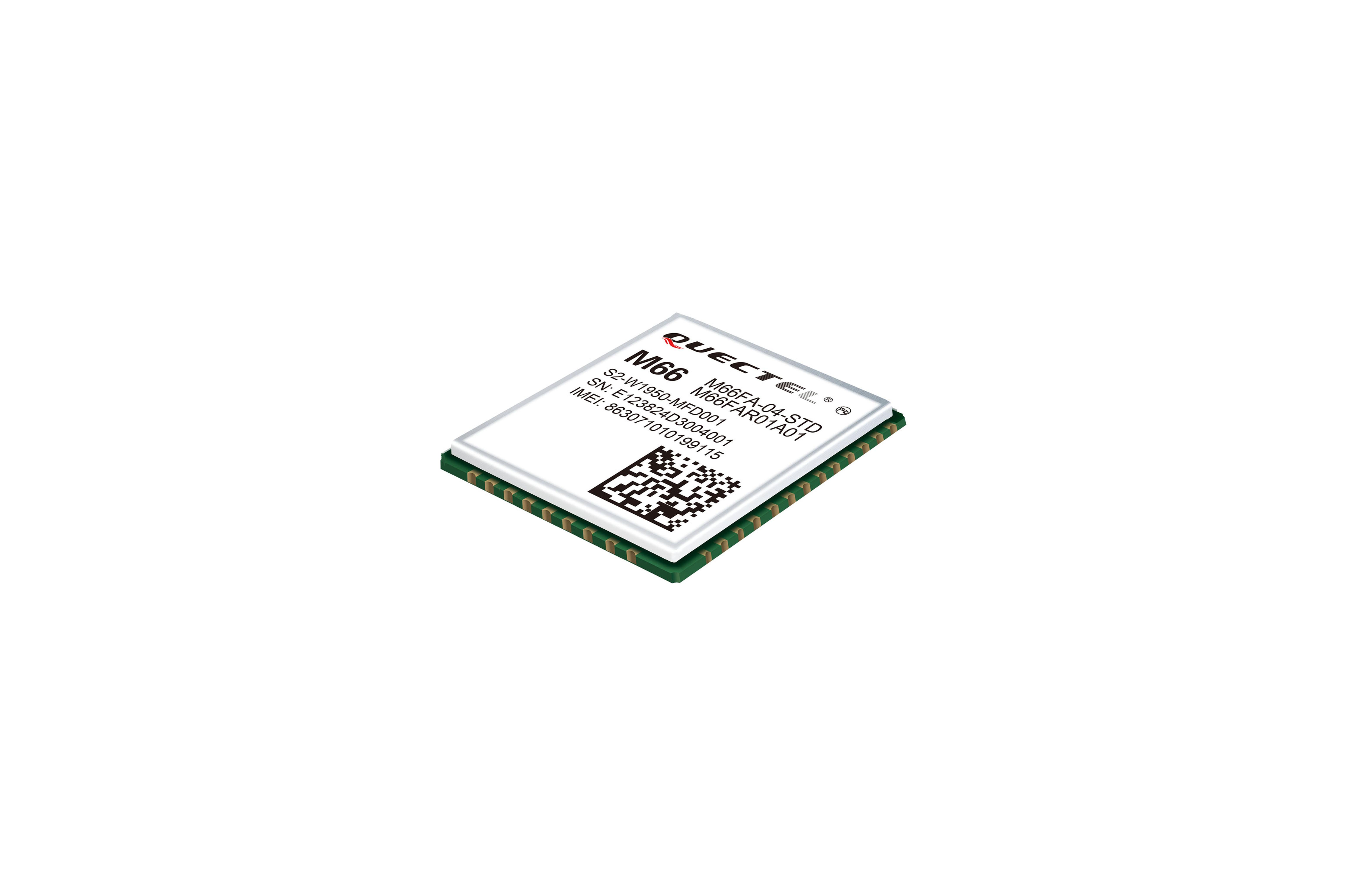 Module modem GSM 2G quadribande - pack de 1