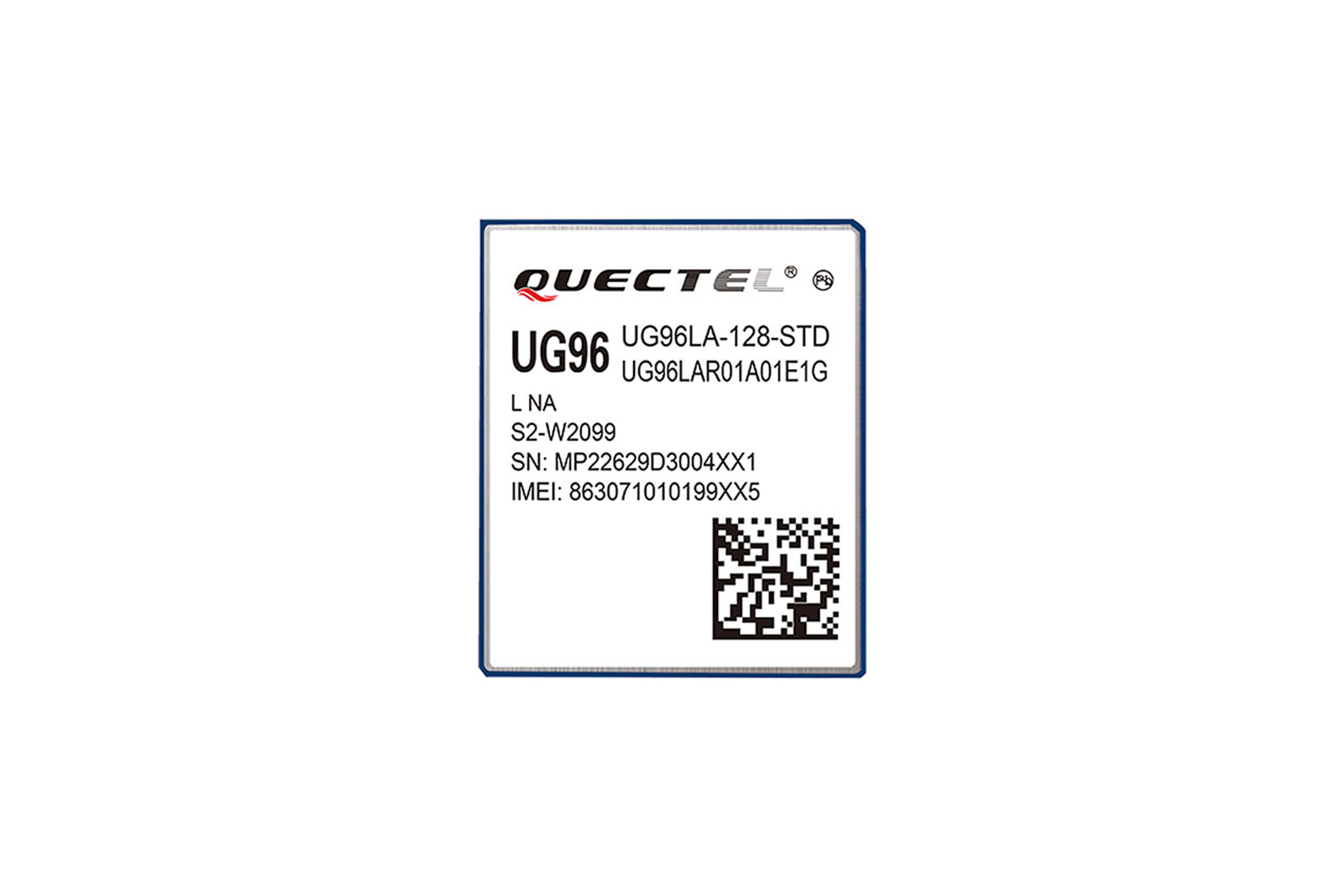 Module Quectel GSM & GPRS UG96LATEA-128-STD