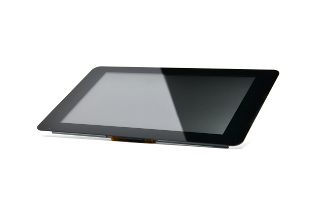 A product image for Écran tactile LCD de Raspberry PI de 7″