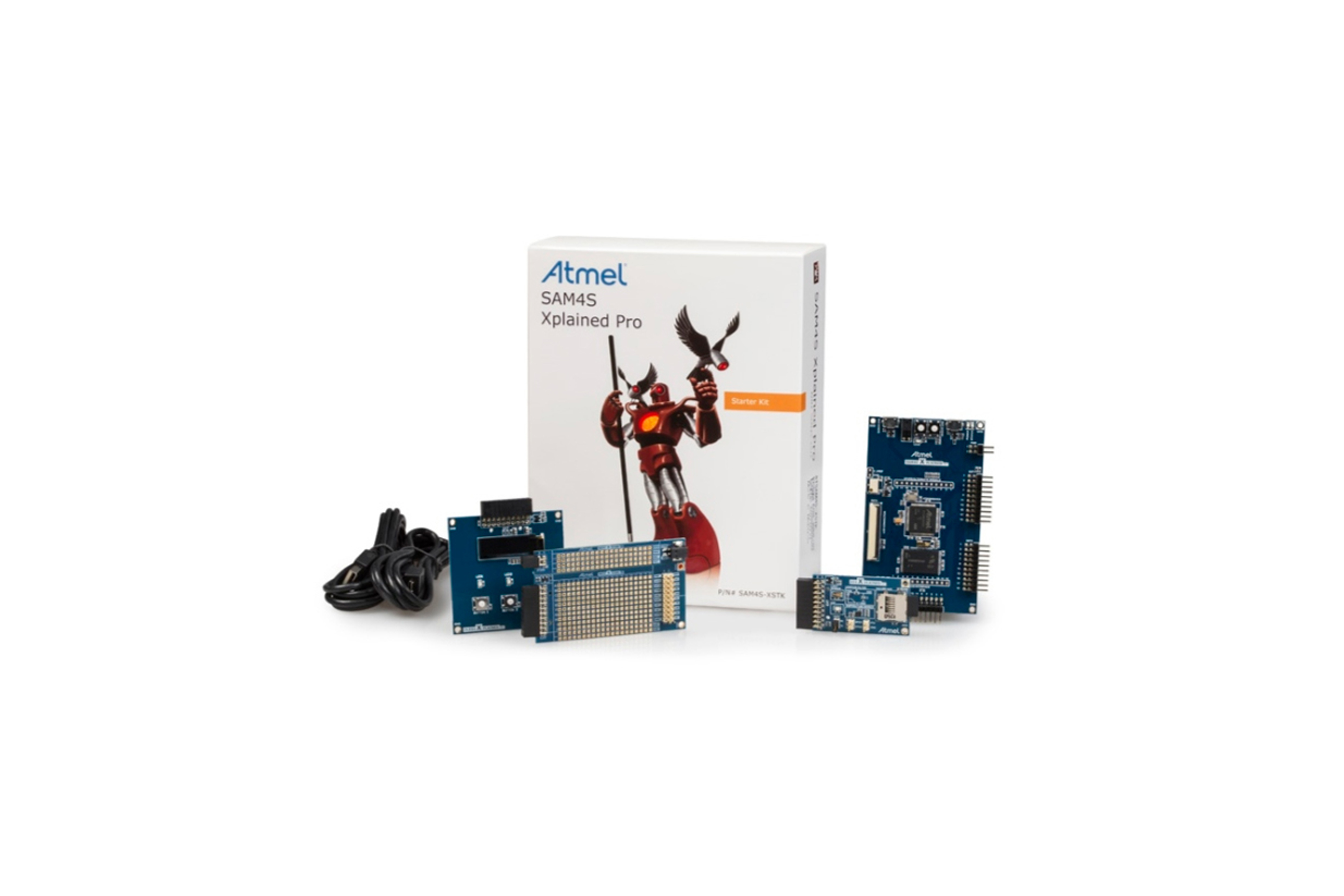 Microchip Xplained Pro Bt / Wi-Fi Starter Kit For Winc3400