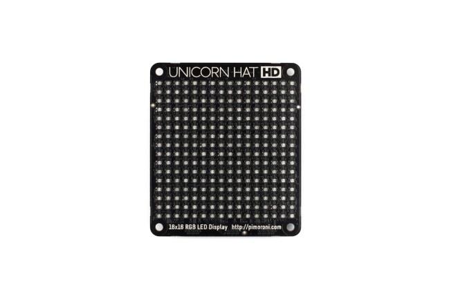 A product image for MATRICE À LED RGBHATHD UNICORN POUR PI