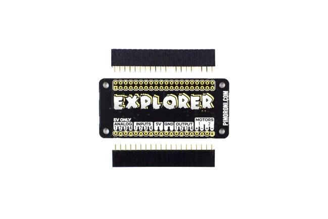 A product image for CARTE DE PROTOTYPE EXPLORER PHAT POUR PI