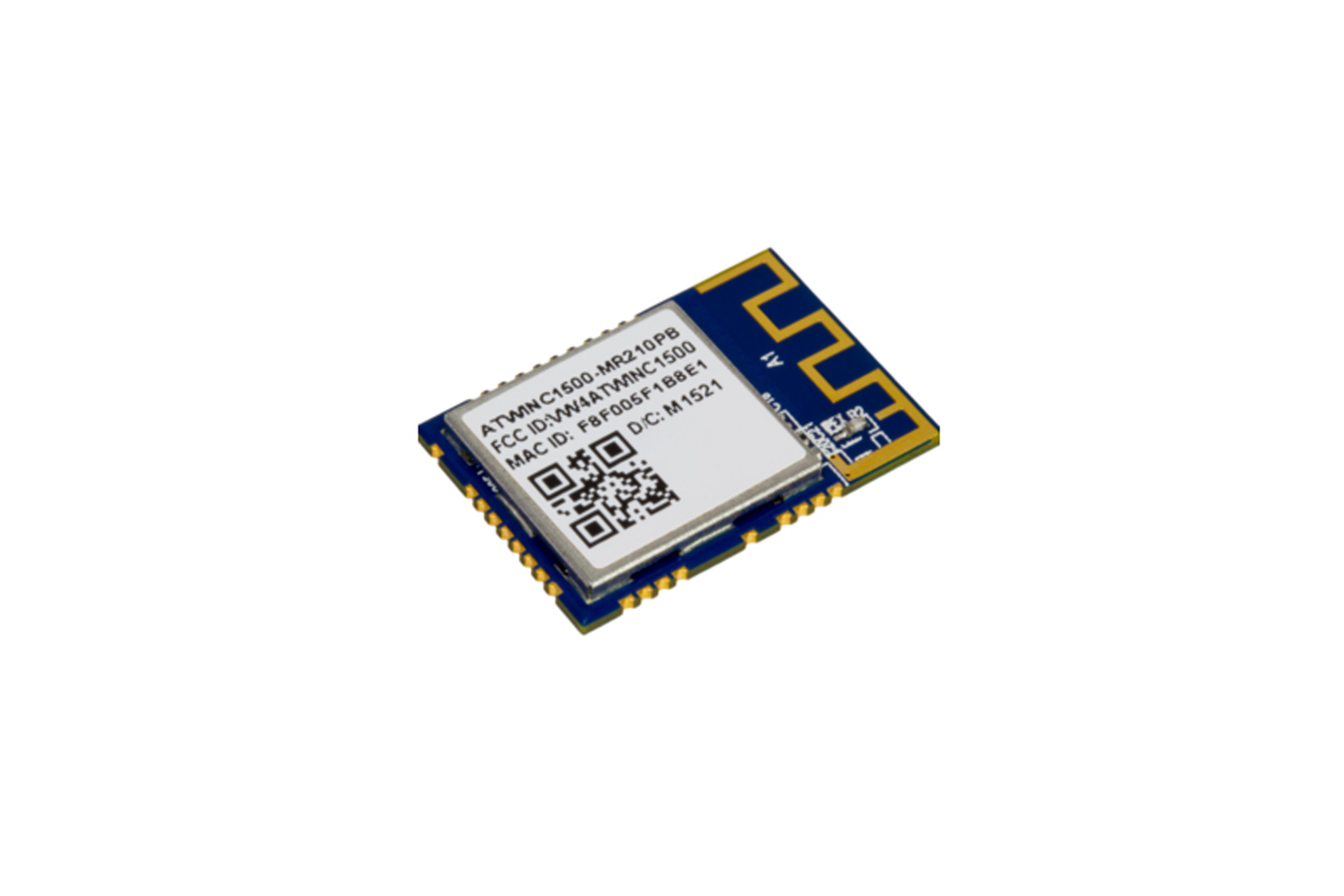 MODULE IOT SPI-WIFI IEEE802.11B/G/N