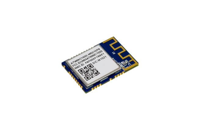 A product image for MODULE IOT SPI-WIFI IEEE802.11B/G/N