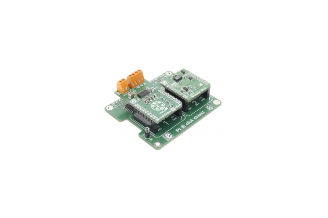 A product image for Protection à clicRaspberry Pi