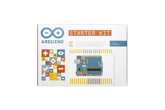 A product image for KIT DE DÉMARRAGE ARDUINO – ALLEMAND, K040007