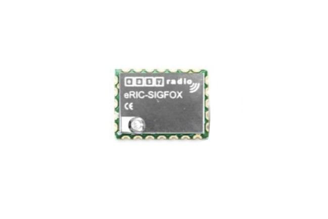 A product image for Module émetteur-récepteur SIGFOX 868 MHz