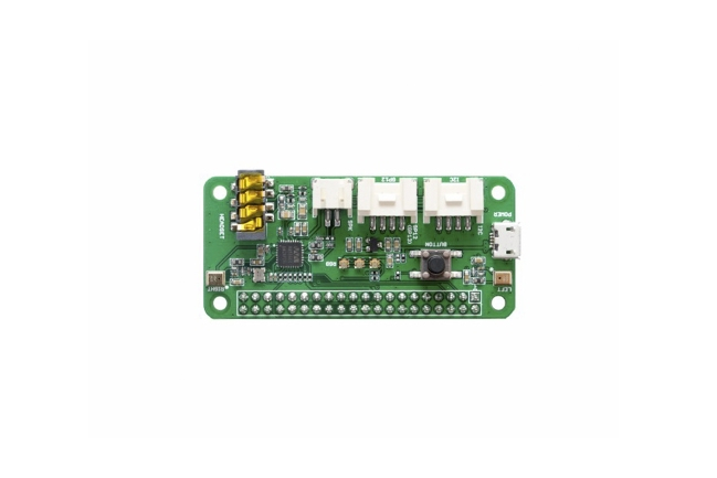 A product image for HAT RESPEAKER 2 MICROS PI