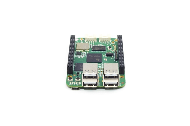 A product image for Seeed BeagleBone® vert sans fil