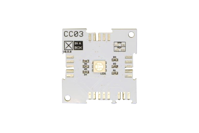 A product image for Cortex M0 + cœur (ATSAMD21G18)