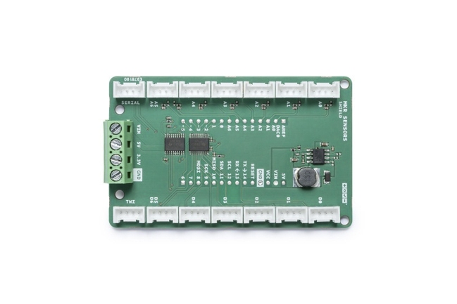 A product image for PORTEUR CONNECTEUR ARDUINO MKR