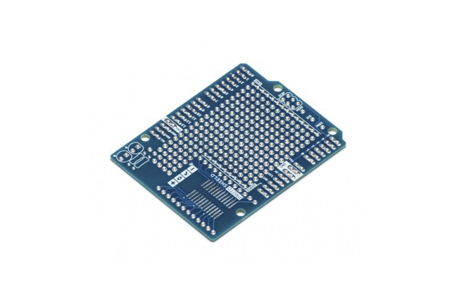 A product image for PROTECTION ARDUINOPROTO REV3, TSX00083