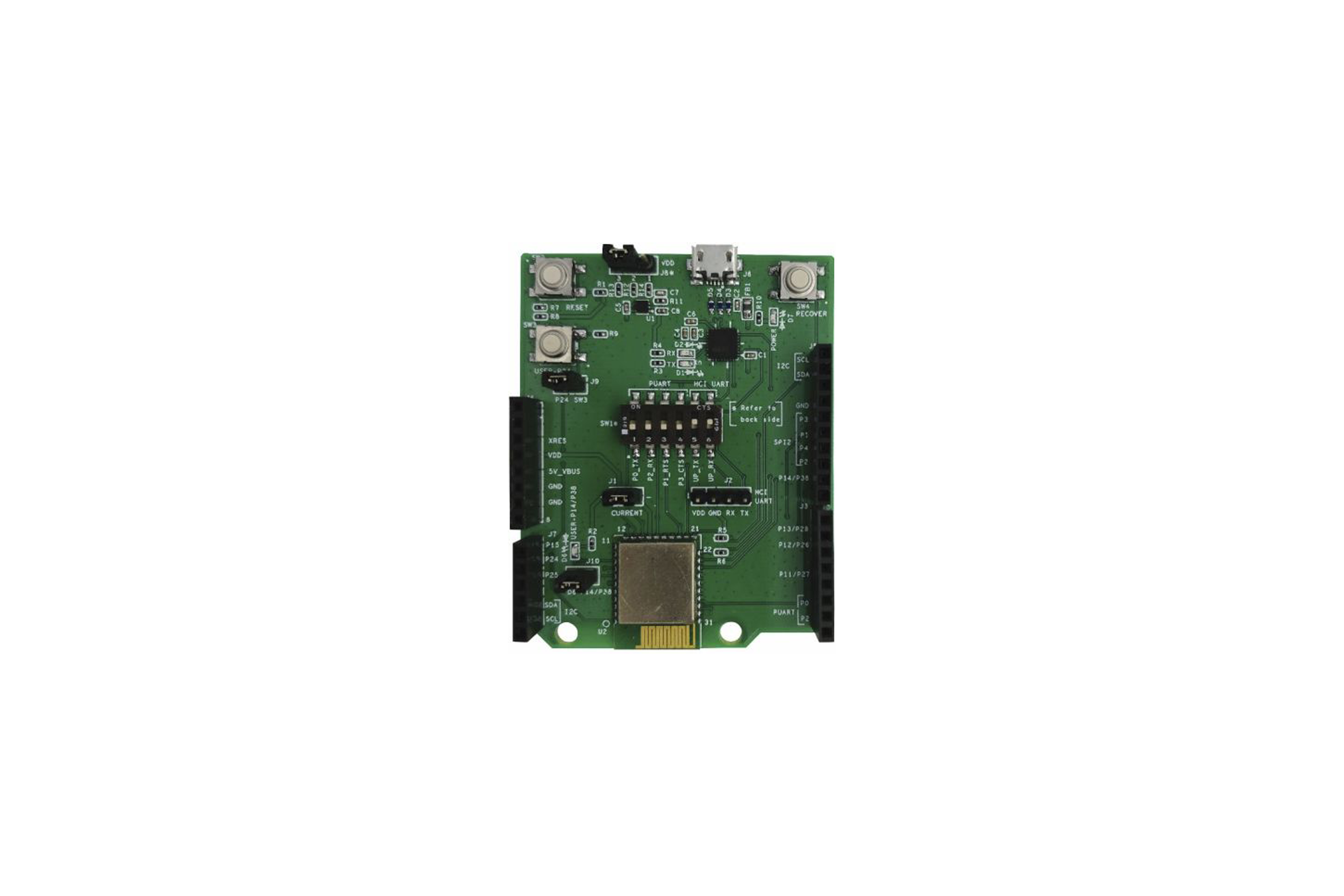 Cypress Semiconductor CYBLE-013025-EVAL, puce Bluetooth 4.1