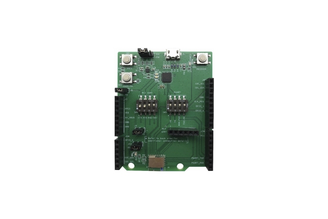 A product image for CYBT-353027-EVAL, développement Bluetooth