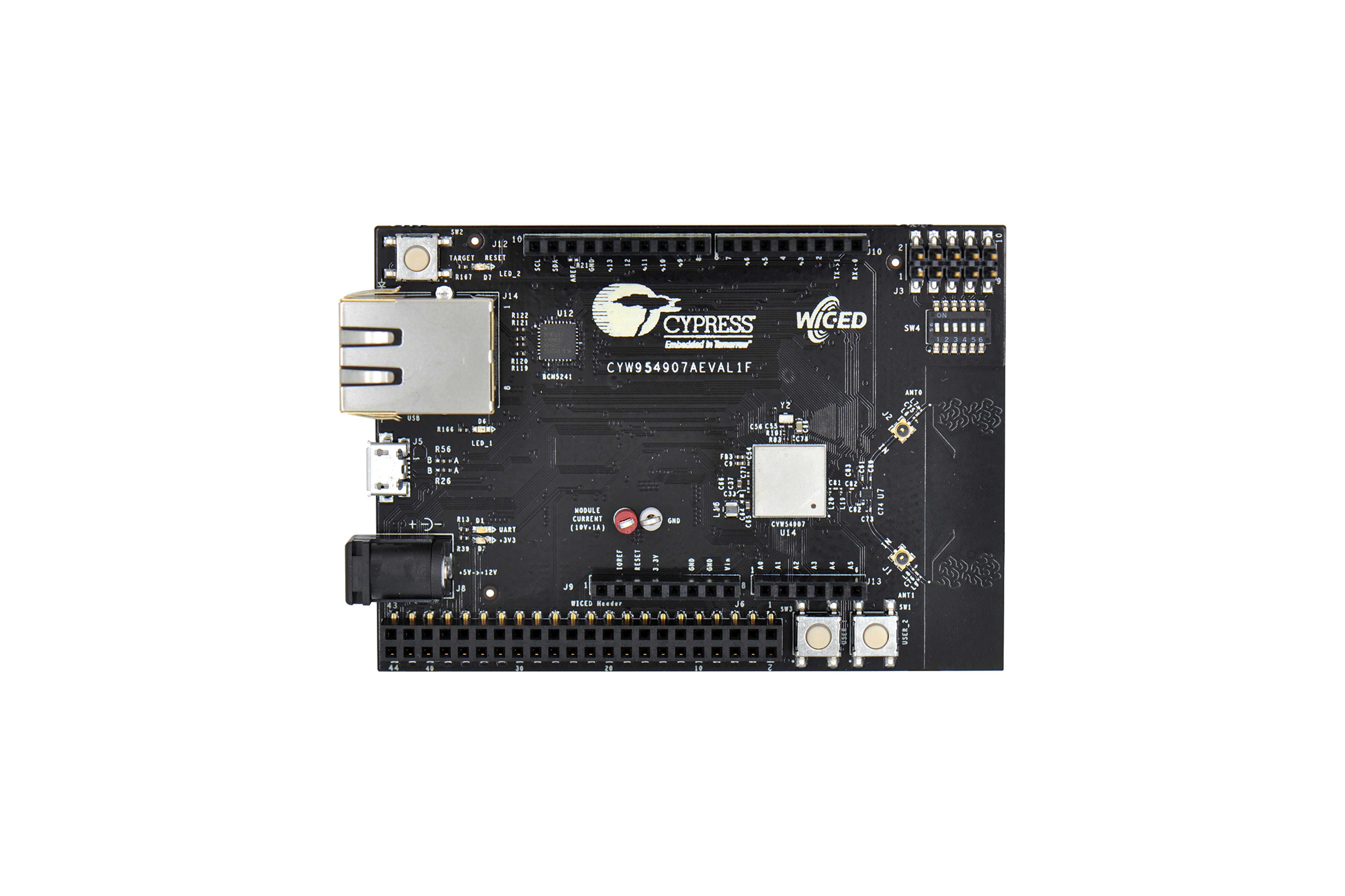 CYW954907AEVAL1F, kit de développement pour CY