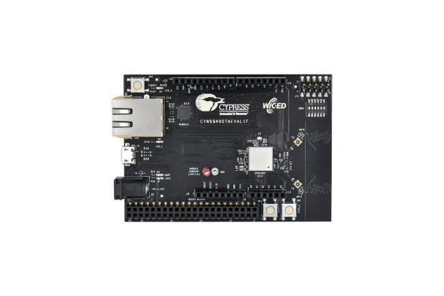 A product image for CYW954907AEVAL1F, kit de développement pour CY