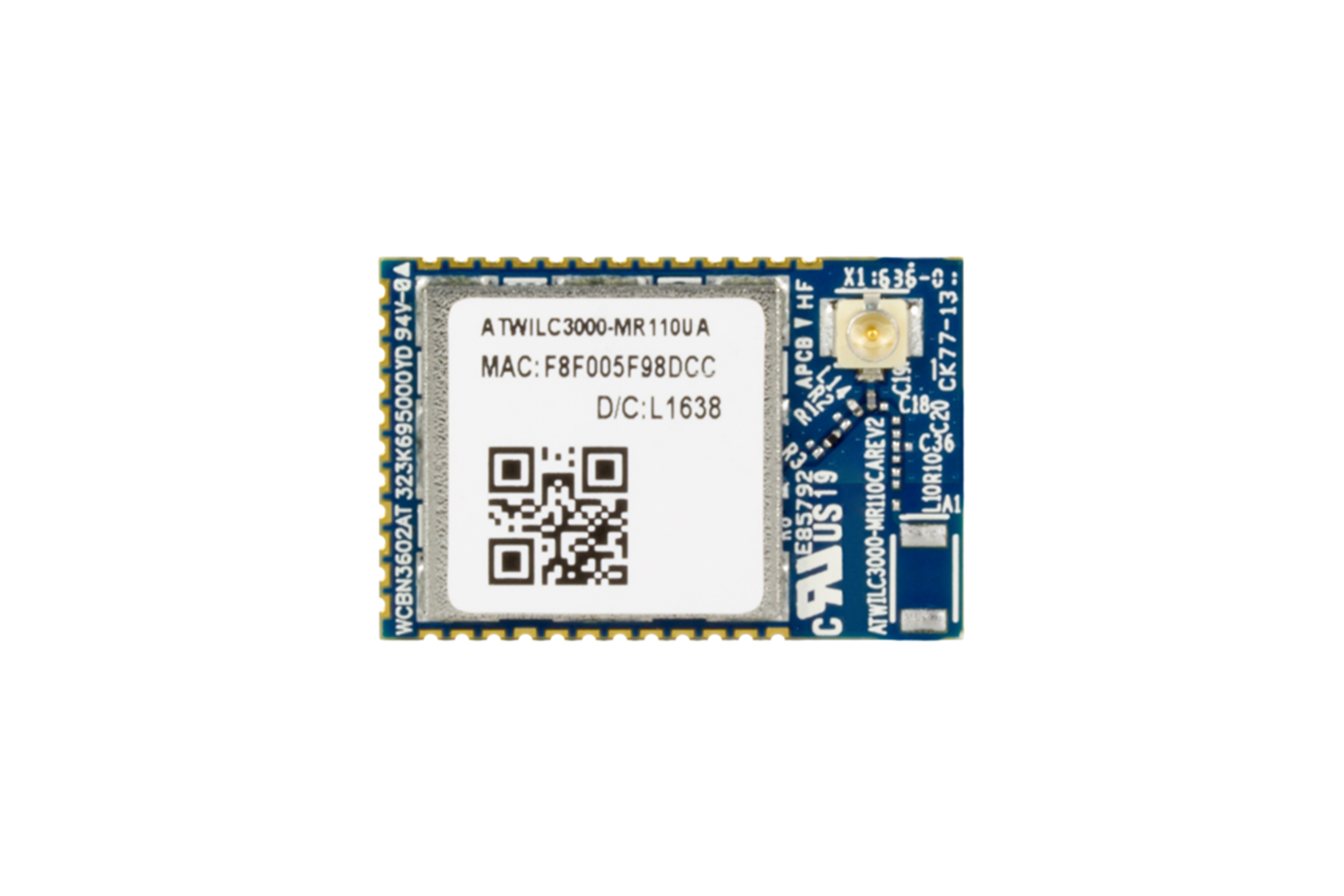 MODULE ATWILC3000 802.11 B/G/N + BT4.0