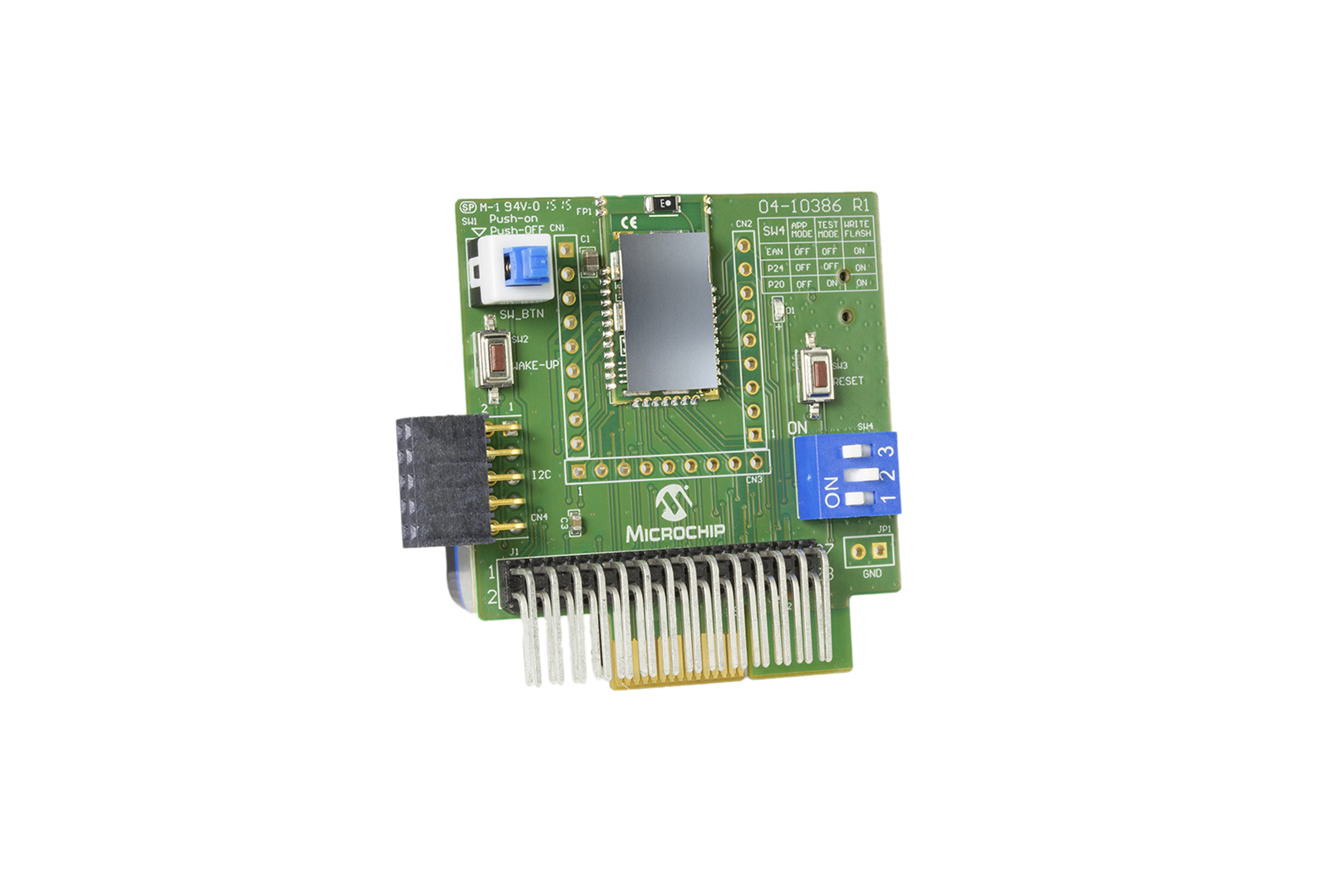 RN4678 BLUETOOTH 4.2 DOUBLE MODE PICTAIL/P
