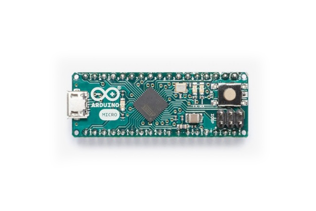 A product image for Arduino Micro