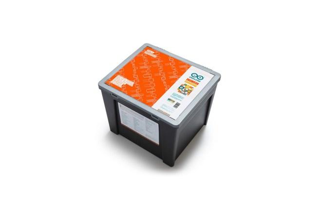 A product image for Kit de développement pédagogique CTC 101 Arduino STEAM