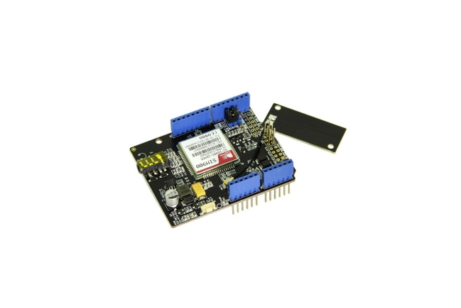 A product image for PROTEC. GPRS SHIELD V3.0 POUR ARDUINO,113030009