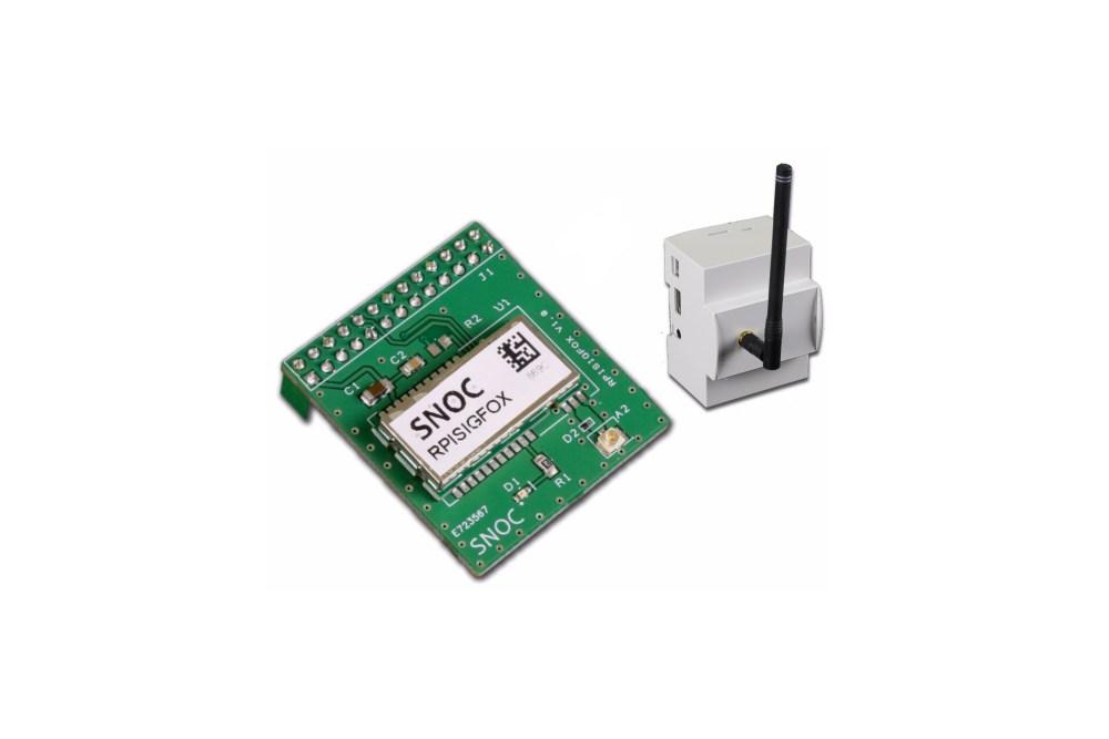 HAT SIGFOX pour Raspberry Pi