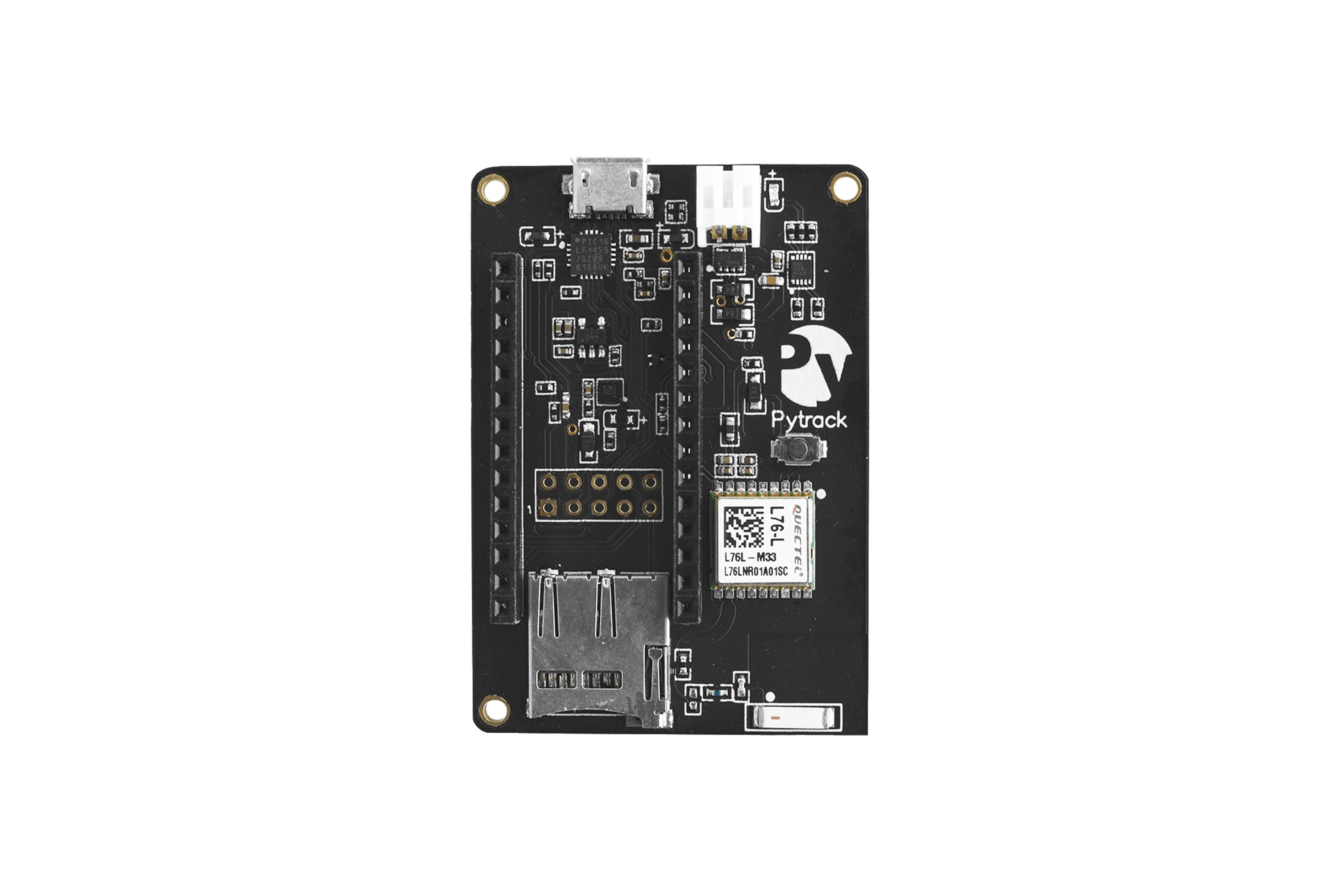Pytrack - Écran GPS/GLONASS pour Pycom