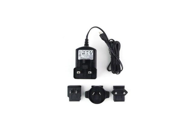 A product image for Bloc d'alimentation officiel Pi 3 – Noir